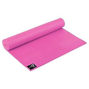 Yogistar Yogamatte Basic – rutschfest – 23 Farben