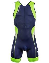 Aropec AP-106M Combinaison spécial triathlon pour homme