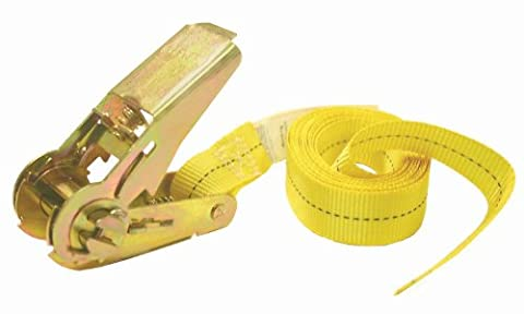 Keeper 85512 Endless Loop Ratcheting Tie Down, 13' x 1