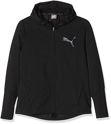 Puma Pull eleva Ted FZ W Noir - Cotton Black