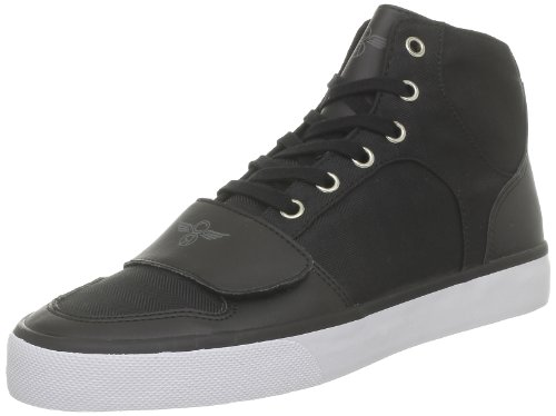 Creative Recreation, Sneaker uomo, Noir (Black Herringbone), 41