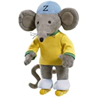 Rastamouse Plush with Sounds: Zoomer