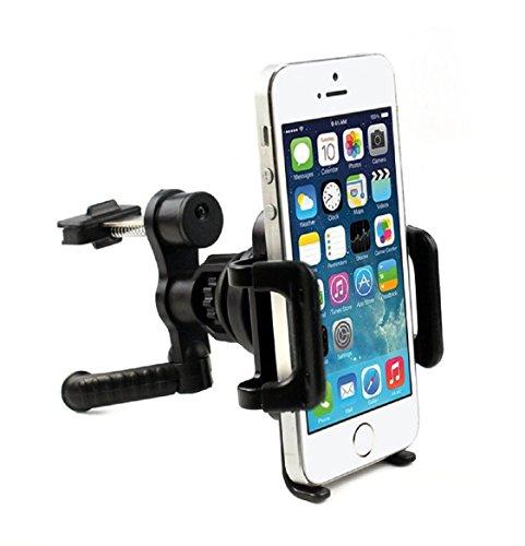 Handheld-gps-halter (mount holder Kolylong 360 ° Auto Entlüfter Klebstoff Speicher Halter für iPhone, iPhone 5, iPhone 4 4S, iPod,Mobile phone, PDAs, GPS and other handheld)