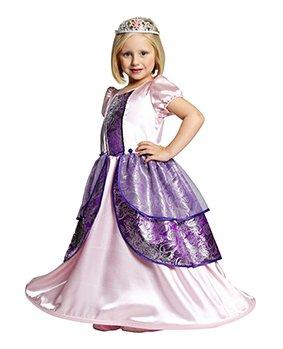 Rubies Prinzessin Bella Mädchen Kinder Kostüm Kleid Fasching -