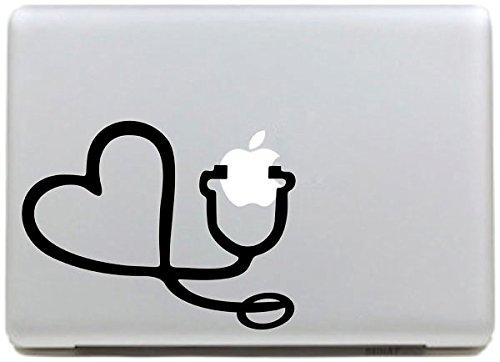 """Preisvergleich Produktbild NetsPower® Abstract Design Series II Vinyl Decal Sticker Abziehbild Abziehbilder Aufkleber Power-up Kunst Schwarz für Apple MacBook Pro / Air 13"""" 15"""" Zoll - Muster 28"""