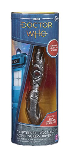 Doctor Who 6794 Thirteenth Sonic Schraubenzieher, Multi (Who Screwdriver Doctor Sonic)