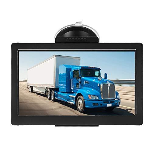 Garsent Navegador GPS, 7 Pulgadas Pantalla táctil capacitiva Bluetooth Truck Car Navegador...