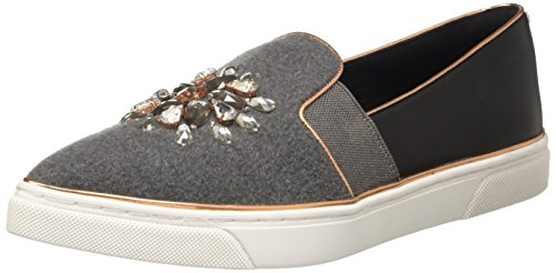 TED BAKER - Gheyn, Scarpa Tecnica da donna, multicolore (grey/black wool/leather), 39