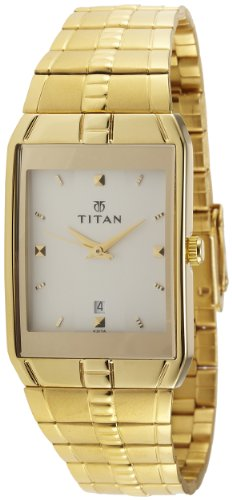 Titan Karishma Analog Multi-Colour Dial Men's Watch -NK9151YM01