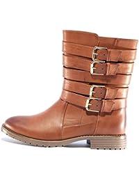 abe41bc6f60d9 ella Ladies Chelsea Ankle Boots Short Low Block Heel Biker