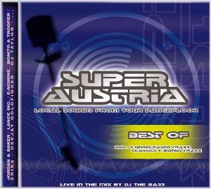 Super Austria-the Best of - Nrg Type