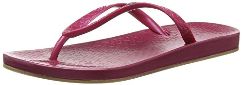 Ipanema Anatomic Brilliant Iii, Tongs femme Rouge (21720)