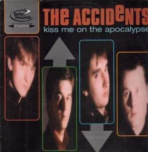KISS ME ON THE APOCALYPSE LP (VINYL ALBUM) UK DETOUR 1996