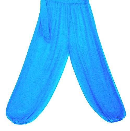 Bauchtanz Harem Hose zum Tanzen Tribal Tänzer Kostüm Yoga FANCY KLEID Leggings M L XL (Amazon Kostüme Bauchtanz)