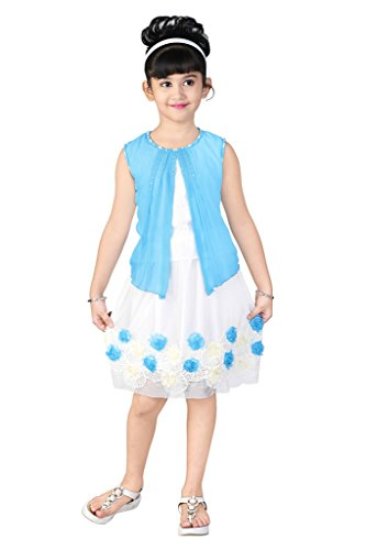 Stylish Skirt Top Dress For Girls (6 months -1 Year)