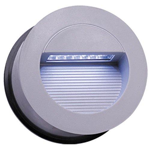 ML, IP44, 14 LED Wandleuchte, Aus Aluminium, Rund -