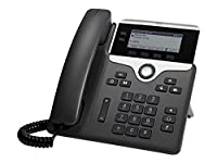Cisco CP-7821 2 Piece Phone ( Hands Free Functionality, System Phone, IP Phone )