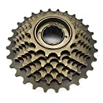 FASTPED ® 21 Speed 7 Speed Bike Freewheel 14-28 T Cassette Road Bike Flywheel Mountain Bike Freewheel Bicycles Screw Type