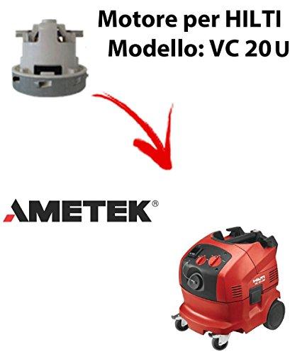 Ametek - Moteur pour aspirateur Hilti VC 20U automatique