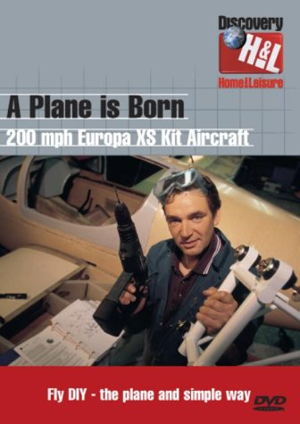 A Plane Is Born - Kit Dv-kit