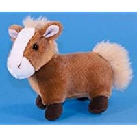 18cm Horse Soft Plush Toy