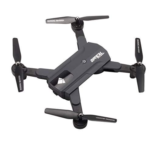 Yooshen Drohne mit GPS 720P HD Kamera RTH Funktion RC Quadcopter, WiFi 2.4G Höhe- halten-Funktion, EIN-Tasten-Start und -Landen, Headless-Modus-Funktion, Ideal für Anfänger (Grau) (Rc-flugzeug Bauen Sie Einen)