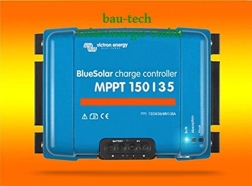 Victron BlueSolar Laderegler Solar MPPT 150/35 12 - 24 - 48 V 35 A