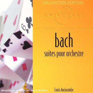 BACH - Suites pour orchestre