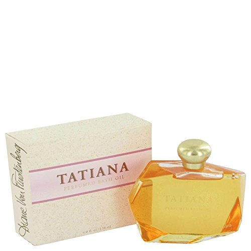 Tatiana for Women 4.0 oz Bath Oil by Diane von Furstenberg