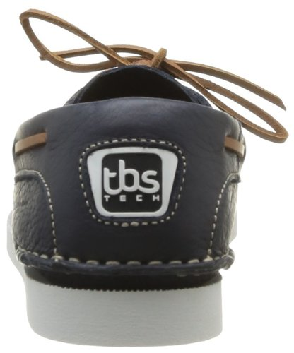 TBS Plerin Herren Bootsschuhe Blau - Bleu (7862 Marine/Cognac)
