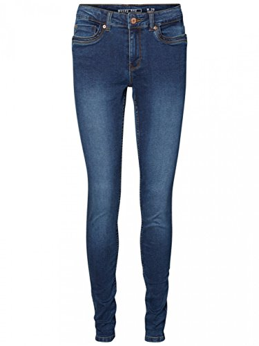 Noisy may - Jeans - Slim - Femme Medium Blue Denim