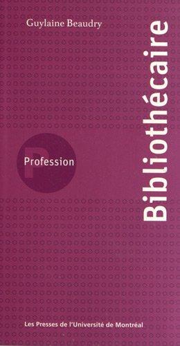 Profession bibliothécaire