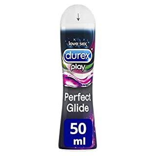Durex Play Perfect Glide Lubricant Gel, 50 ml