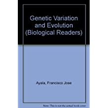 Genetic Variation and Evolution (Biological Readers)
