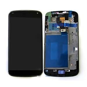 NewerStone LCD et numériseur écran tactile avec cadre & outils pour LG Google Nexus 4 E960