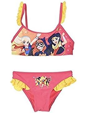 DC Super Hero - Traje de dos piezas - para niña