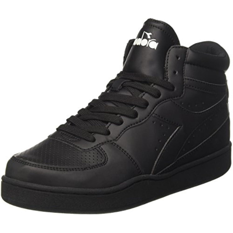 Diadora Playground High, Uomo Sneaker a Collo Blto Uomo High,  Parent 06a54f