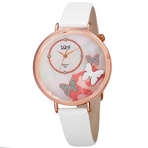 BURGI - -Armbanduhr- BUR158WTR -