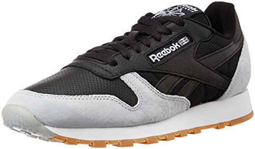 CLASSIC LEATHER PERFECT SPLIT Nero 16/17 Reebok TG. 42 Nero