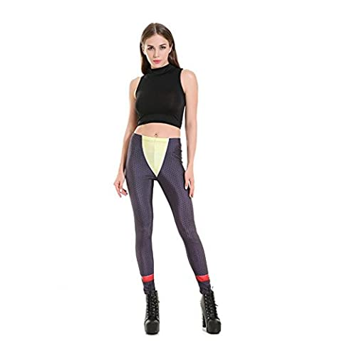 Pantalon de yoga mince maigre pantalon d'entraînement de fitness respirant et confortable des femmes , xl