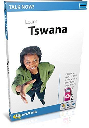 EuroTalk Interactive - Talk Now! Learn Setswana by Topics Entertainment
