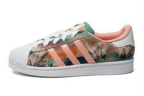 Adidas Allround - Adidas Superstar Sneakers womens (USA 7.5) (UK