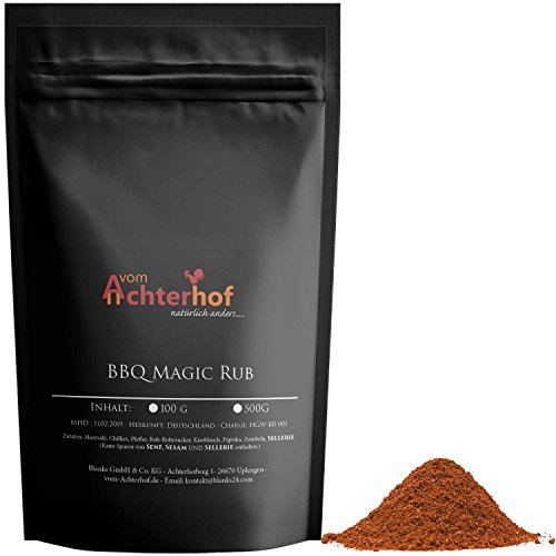 VOM ACHTERHOF - BBQ Magic Rub