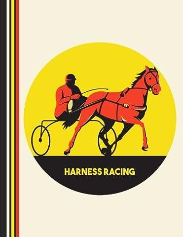 Harness Racing: Notebook Journal (8.5 x 11)