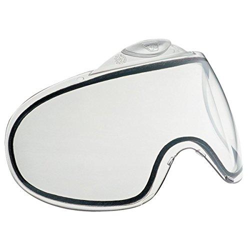 DYE Erwachsene Maskenglas Lens Proto Switch Thermal, Klar, One Size -