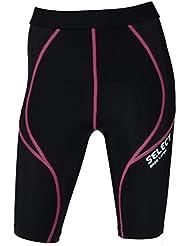Select femmes Short de compression récupération couche de base tights-yoga, Course à pied, Sport d'Exercice