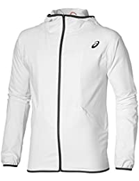 Asics - Athlete veste de tennis pour hommes (blanc) - M