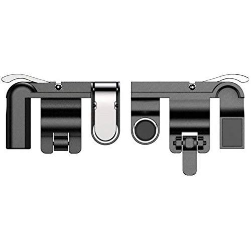 HOC PUBG Game Trigger/Joystick Compatible for Samsung J7 Prime||Sensitive Shoot/aim Buttons L1 R1 Trigger Mobile Game Controller