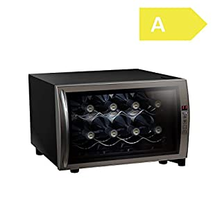 Acopino BC25F Weinkühlschrank • thermoelektrisch • Getränkekühlschrank • Minibar • 8 Weinflaschen
