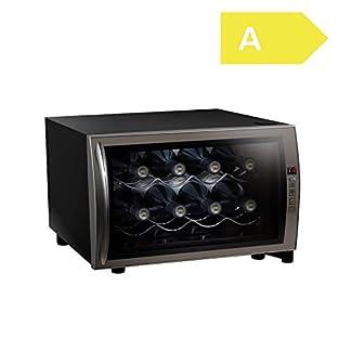 Acopino-BC25F-Weinkhlschrank–thermoelektrisch–Getrnkekhlschrank–Minibar–8-Weinflaschen